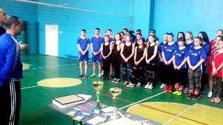 В Константиновском районе состоялось открытое первенство  по волейболу, фото-1