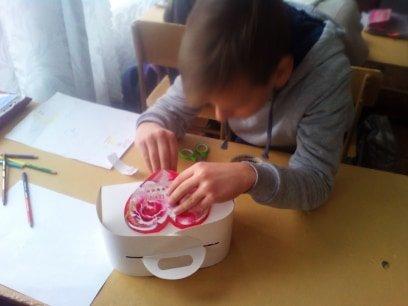 """Костянтинівська школа №3 розпочала проект """"Від серця до серця"""", фото-1"""