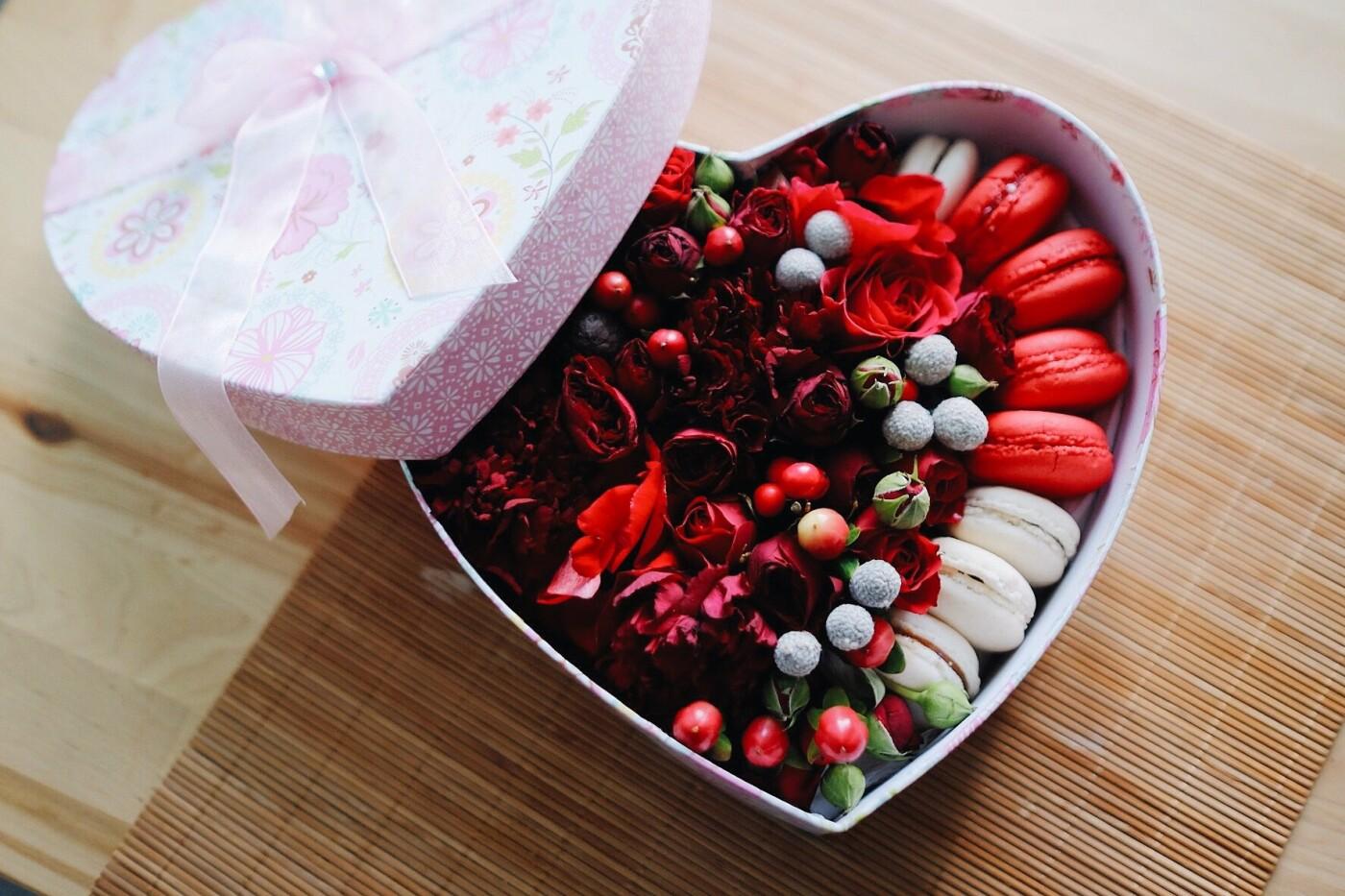 Что подарить своей половинке на День влюбленных, фото-1