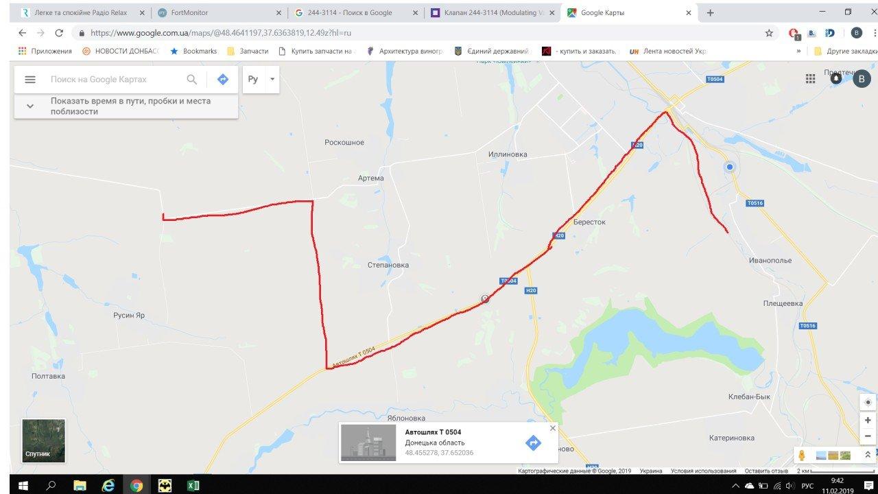 Хто насправді руйнує дороги у Костянтинівському районі? Коментар одного з перевізників, фото-1