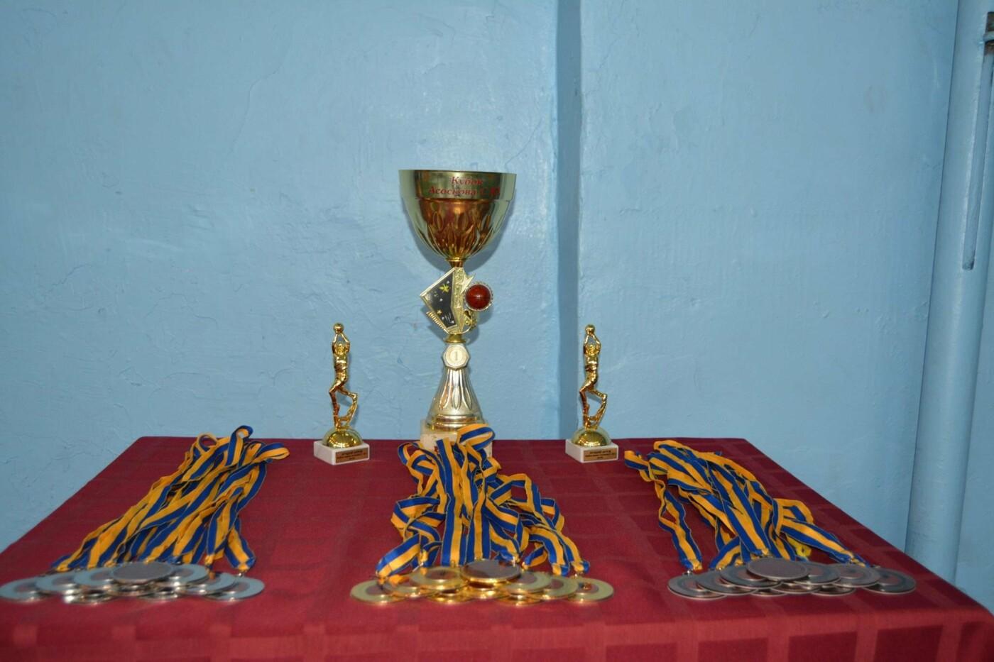 У Костянтинівській школі №9 провели  турнір «Кубок пам'яті Асоскова», фото-8