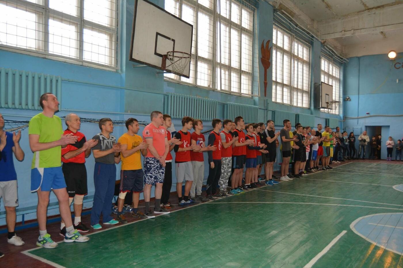 У Костянтинівській школі №9 провели  турнір «Кубок пам'яті Асоскова», фото-10