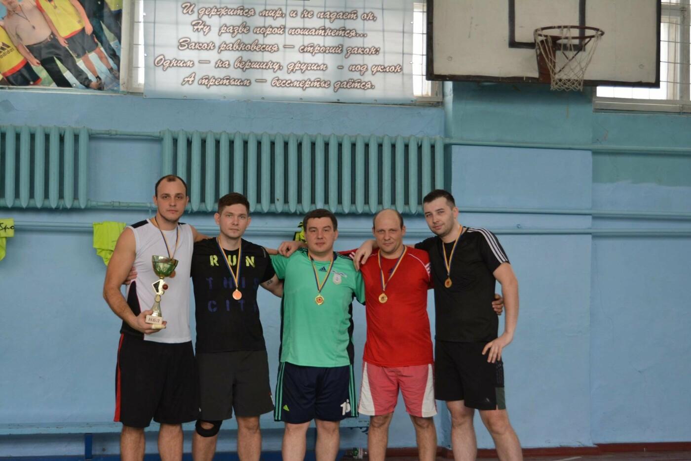 У Костянтинівській школі №9 провели  турнір «Кубок пам'яті Асоскова», фото-7