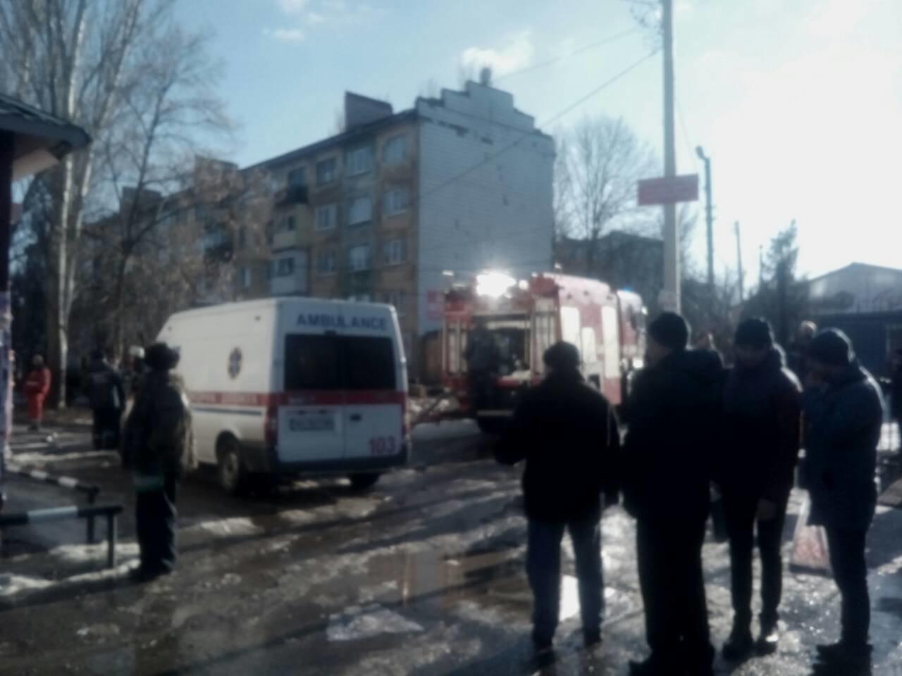 Не загасив цигарку. В Костянтинівці сталася пожежа на бульварі Космонавтів, фото-1