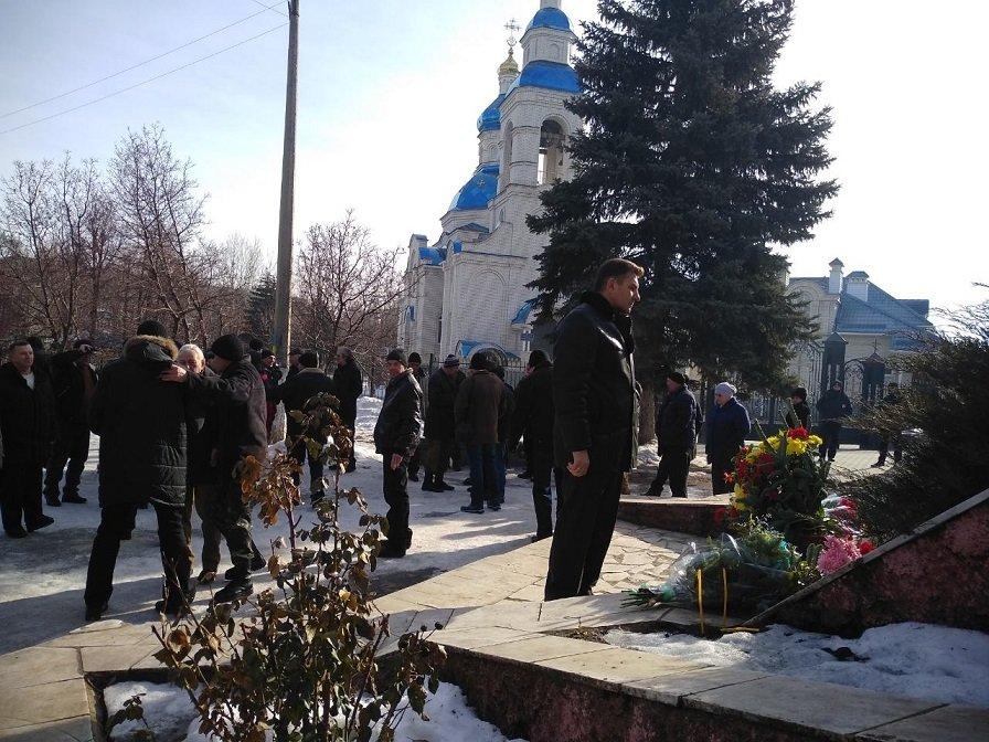 В Костянтинівці вшанували пам'ять учасників бойових дій на території інших держав, фото-1