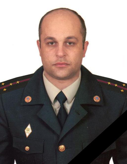 На Донеччині в результаті вибуху загинув рятувальник. Сьогодні його провели в останню путь, фото-1