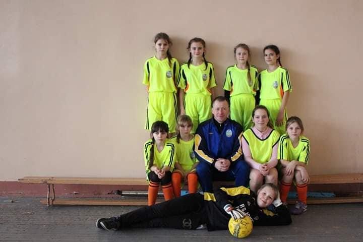 Футбольная команда девушек из Константиновского района будет выступать на Всеукраинском Кубке , фото-1