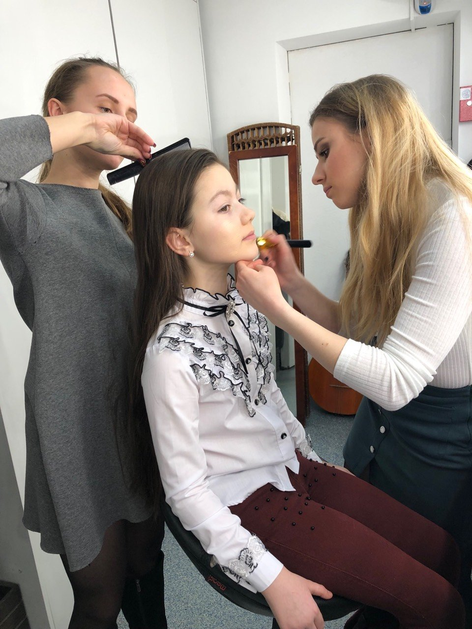 Анна Герус из Константиновки попала в топ-100 самых красивых детей Украины, фото-2