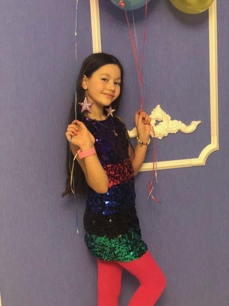 Анна Герус из Константиновки попала в топ-100 самых красивых детей Украины, фото-1