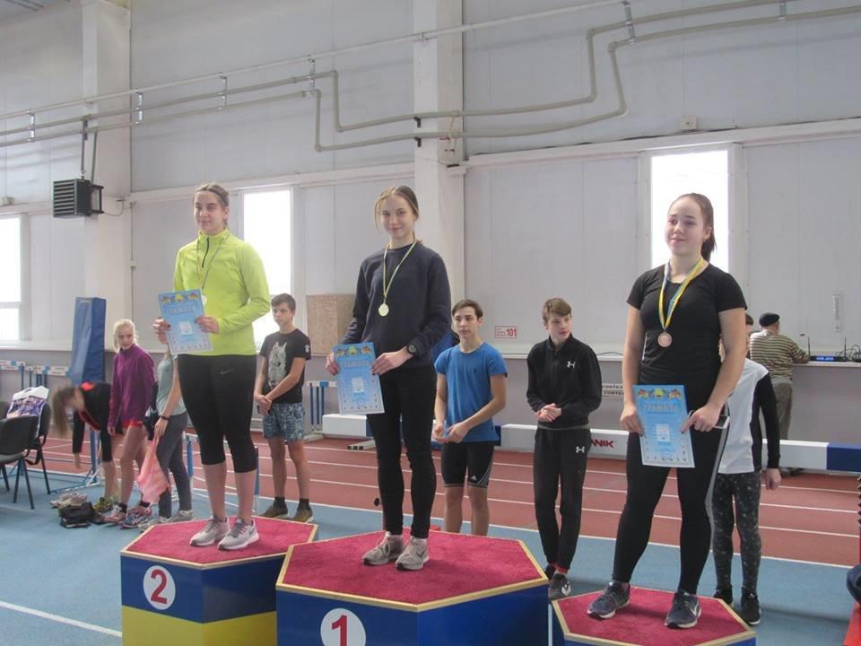 Костянтинівські спортсмени привезли 11 медалей з чемпіонату області з легкоатлетичного двоборства, фото-2