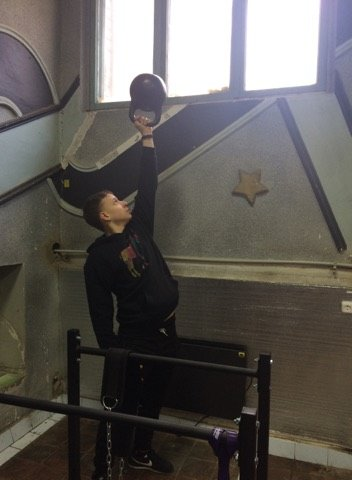 В Костянтинівці відкрили спортивну залу для тренувань воркаутом, фото-3