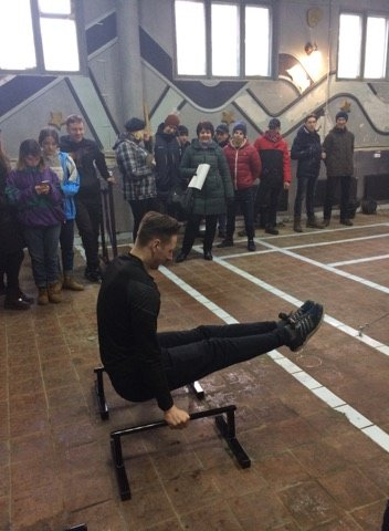 В Костянтинівці відкрили спортивну залу для тренувань воркаутом, фото-4