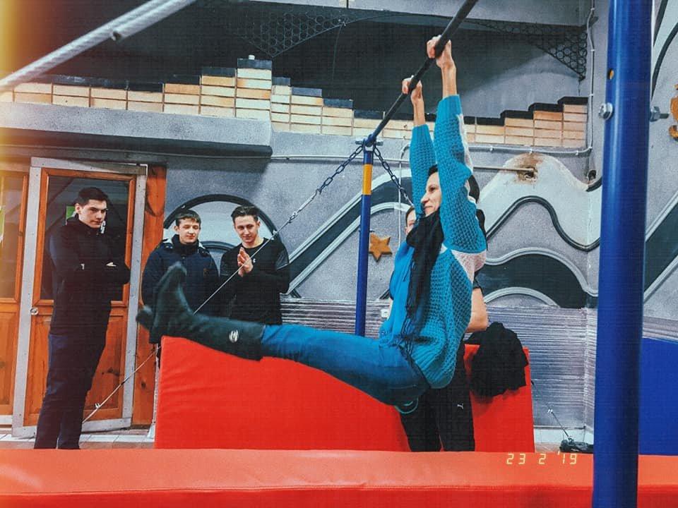 В Костянтинівці відкрили спортивну залу для тренувань воркаутом, фото-7