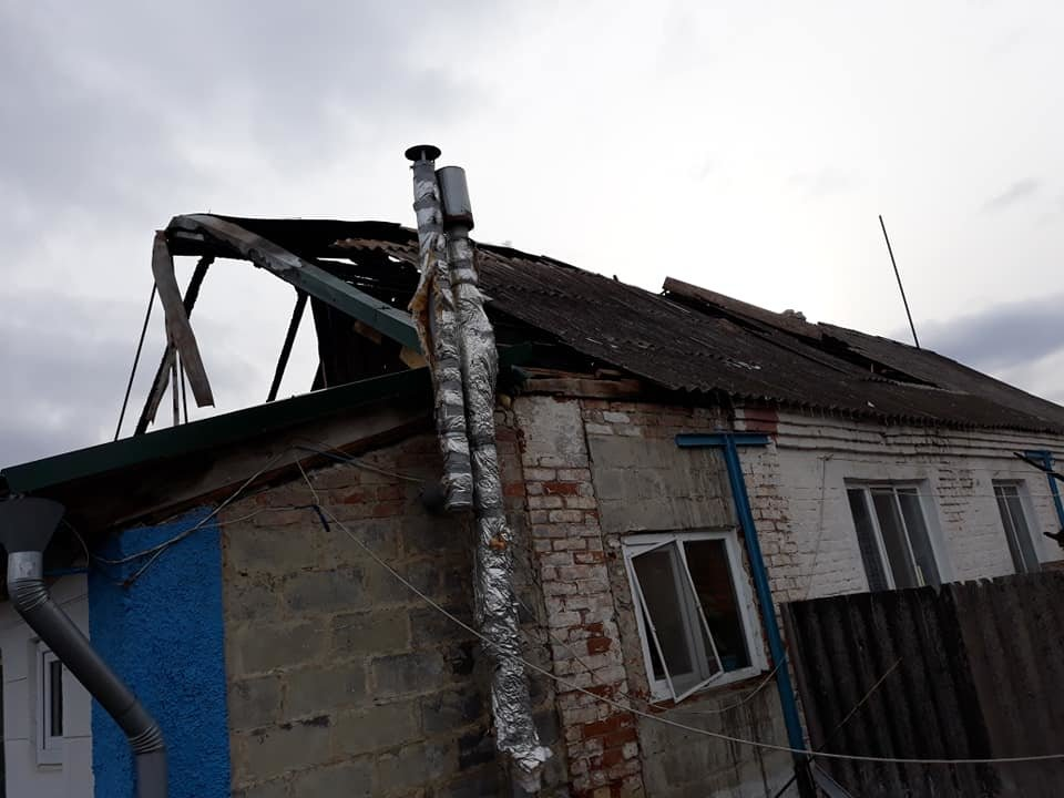 В селе Долгая Балка Константиновского района произошел пожар, фото-2