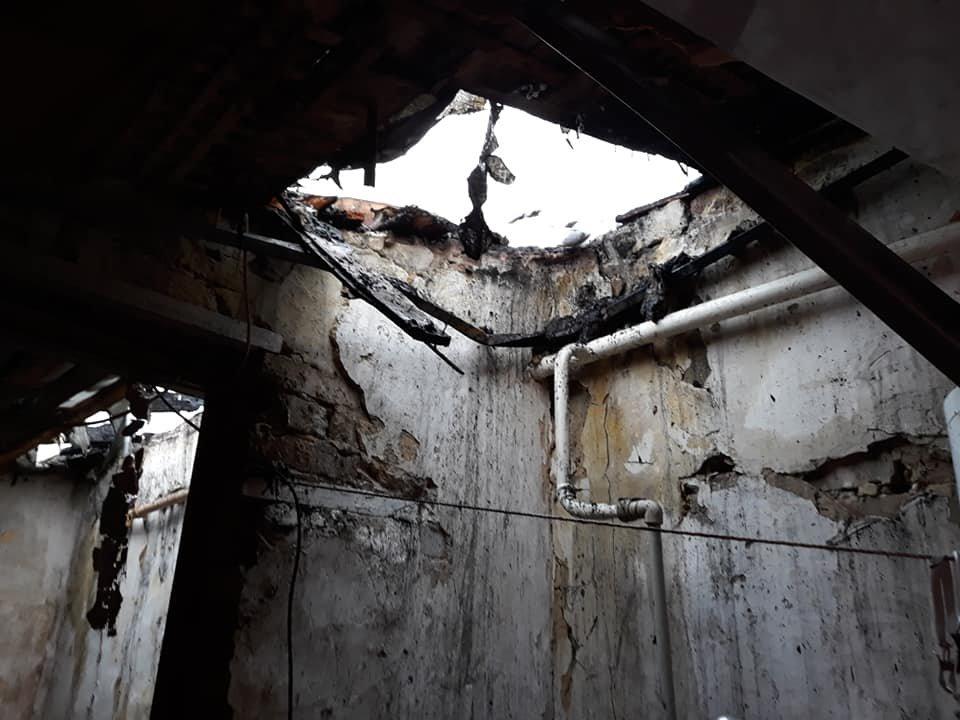 В селе Долгая Балка Константиновского района произошел пожар, фото-3
