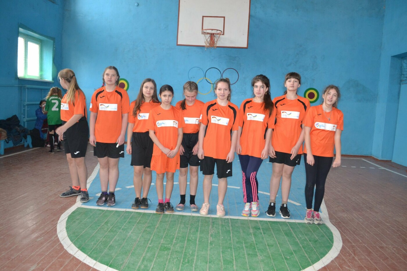 Дівоча баскетбольна команда Марківської школи Костянтинівського району виступатиме в ІІ етапі чемпіонату України, фото-4