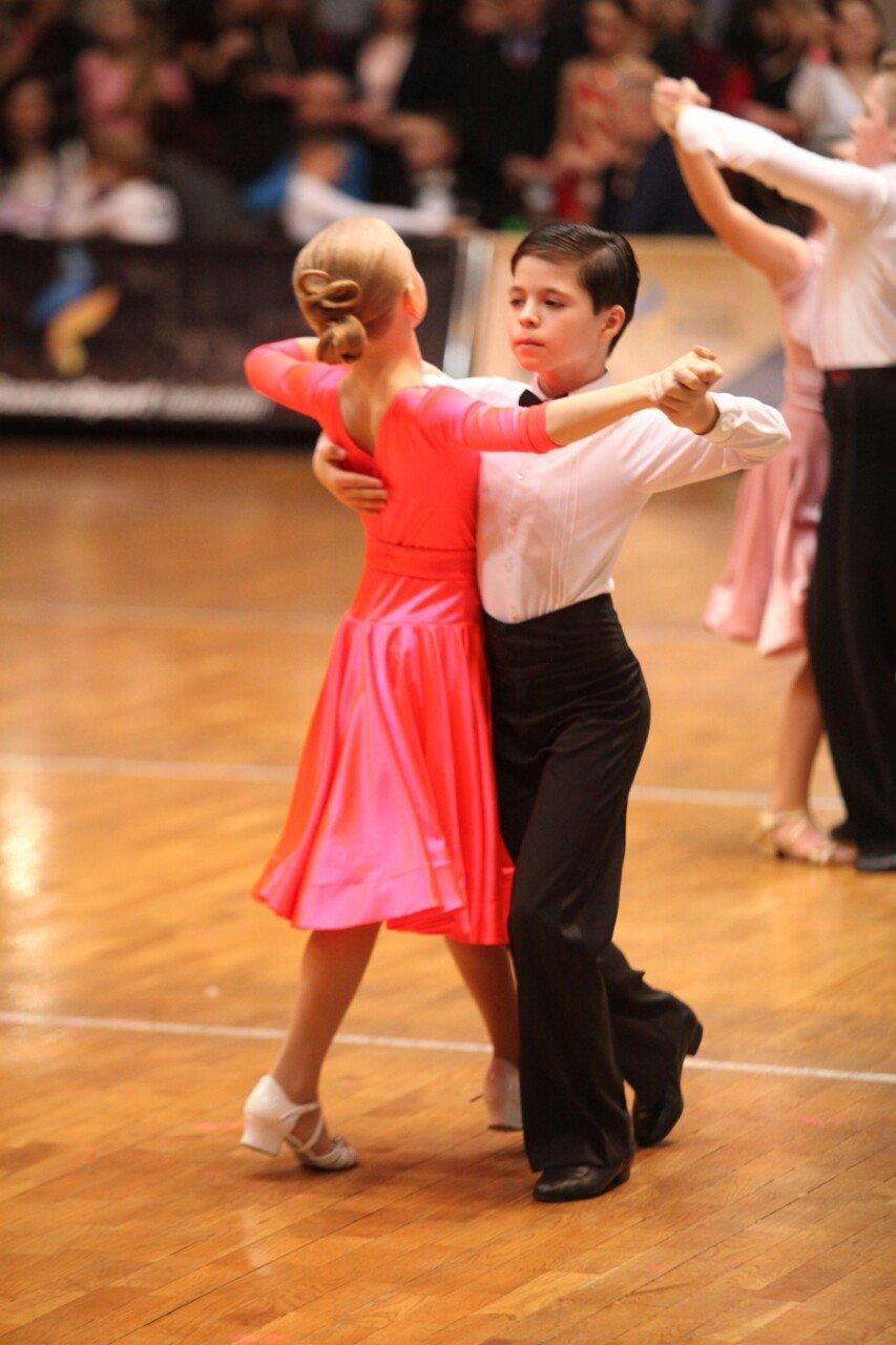 Константиновские танцоры завоевали «золото» на Всеукраинских соревнованиях, фото-1