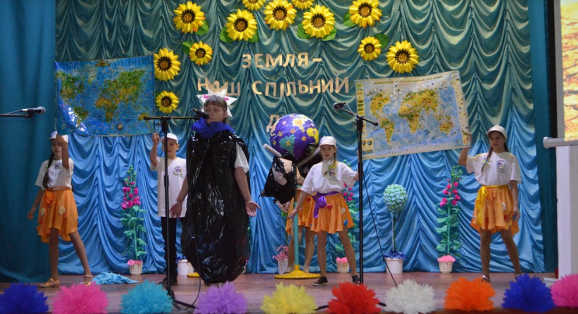 У Костянтинівському районі відбувся І (районний) етап Всеукраїнського конкурсу «Земля наш спільний дім», фото-3