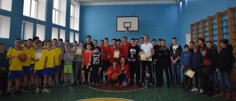 У Костянтинівському районі відбулися змагання з баскетболу серед шкільних команд, фото-1