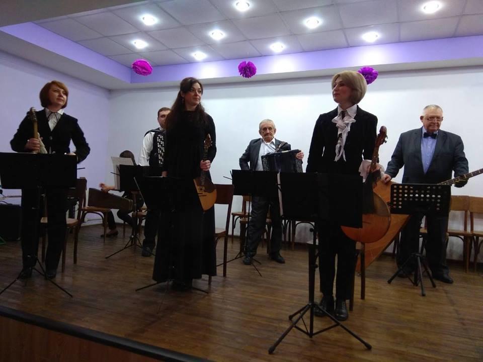 В Константиновской школе искусств состоялся творческий концерт отдела народных инструментов, фото-1