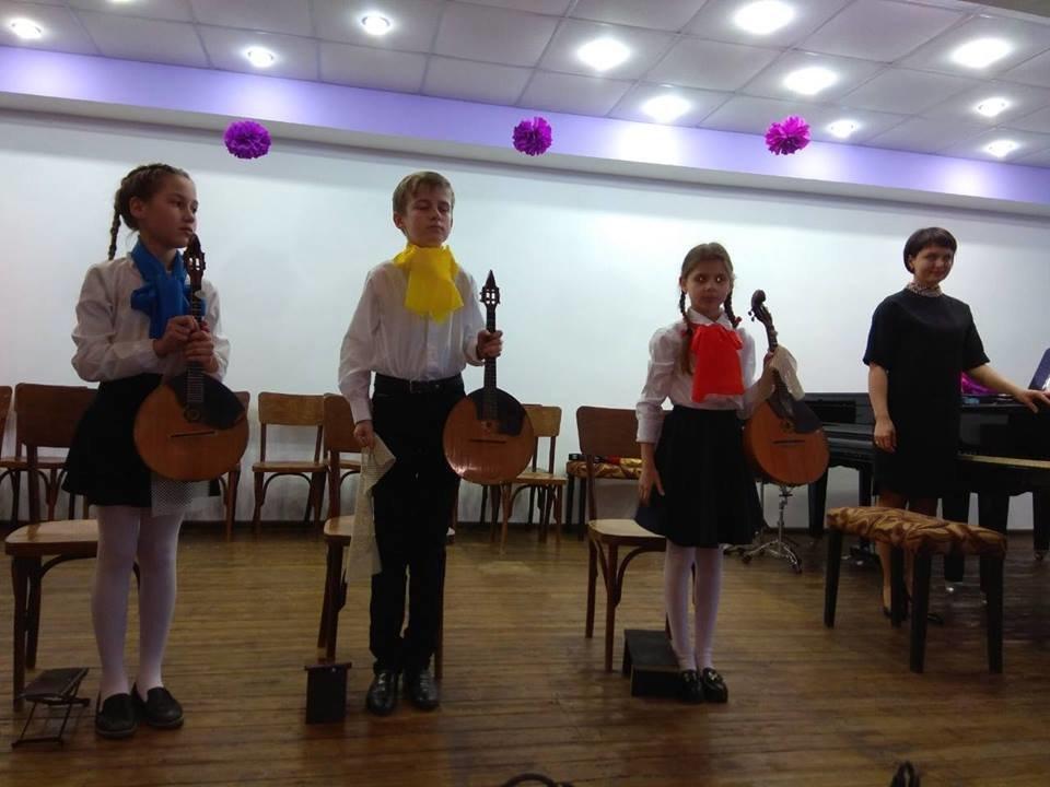 В Константиновской школе искусств состоялся творческий концерт отдела народных инструментов, фото-3