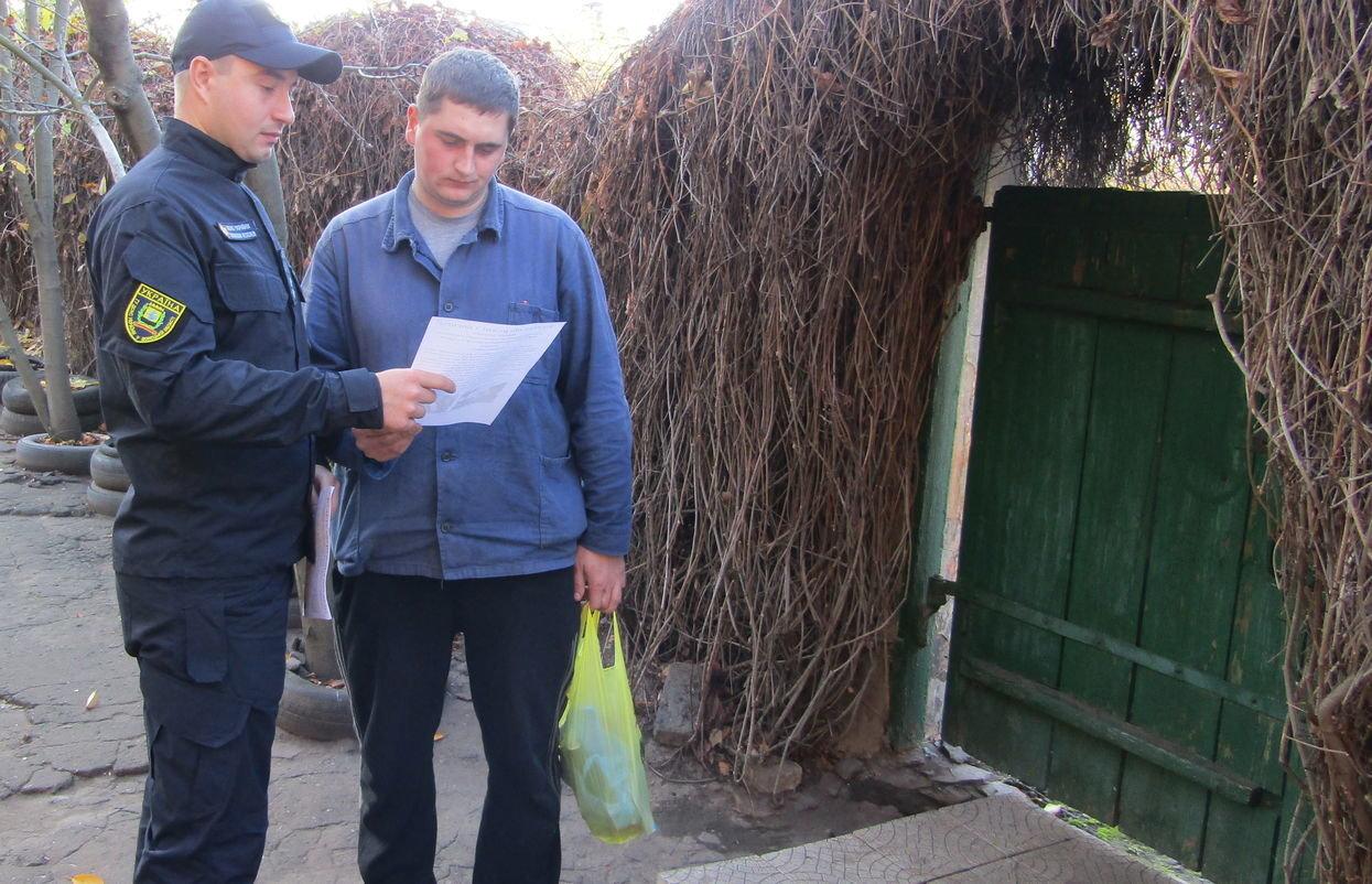 Спасатели Константиновки рассказали гражданам, как не допустить возникновения пожаров, фото-2