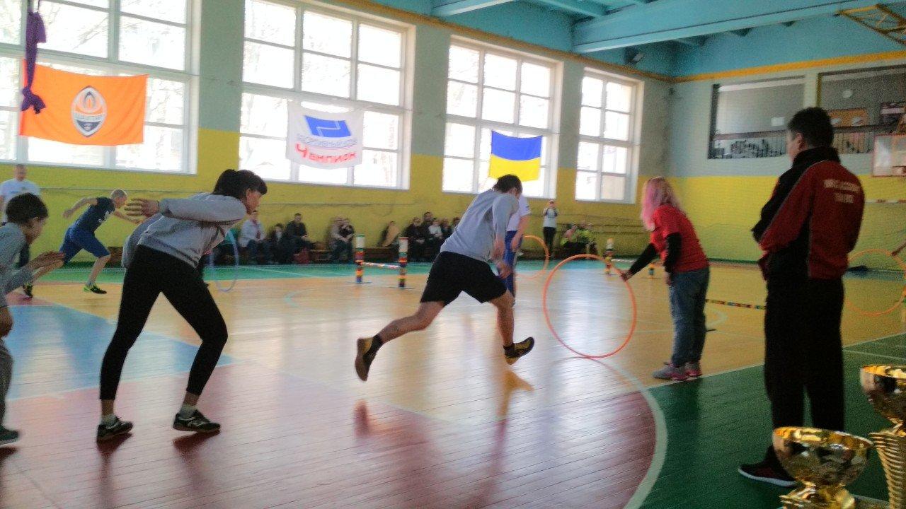 В Константиновке состоялось спортивное мероприятие «Мама, папа, я – спортивная семья», фото-4