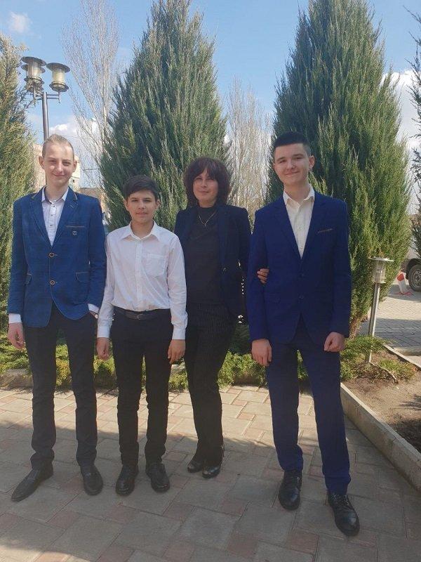 Воспитанники Константиновской школы искусств покорили Донецкую область и Украину, фото-3