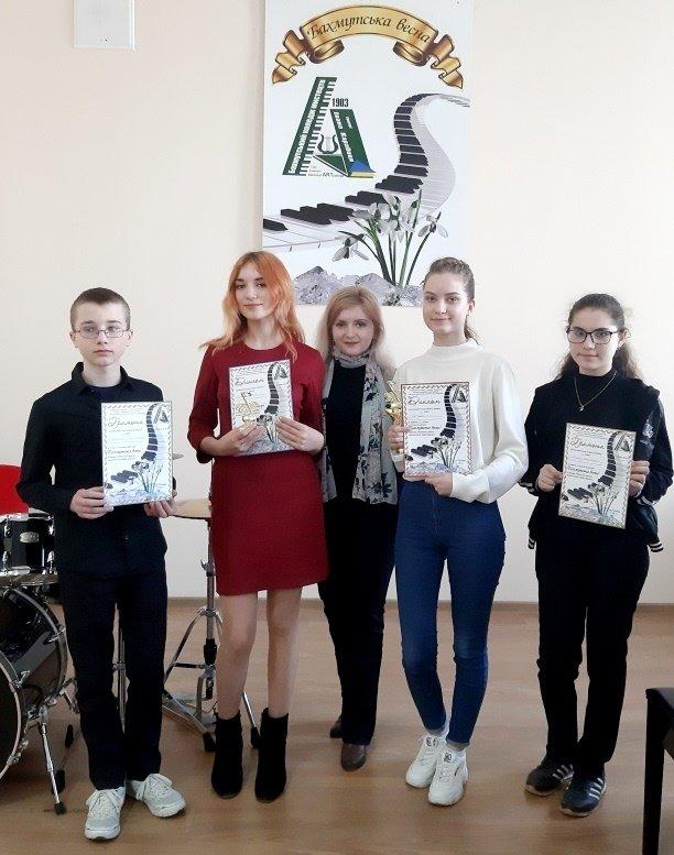 Воспитанники Константиновской школы искусств покорили Донецкую область и Украину, фото-4
