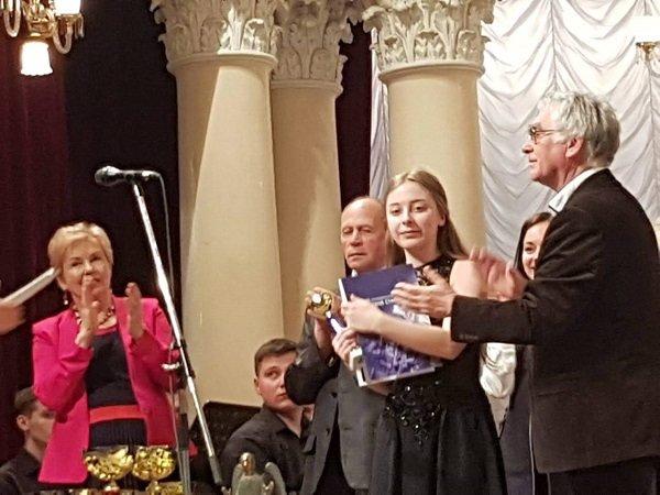 Анастасия Иванова из Константиновки стала лауреатом Международного инструментального конкурса Евгения Станковича, фото-1