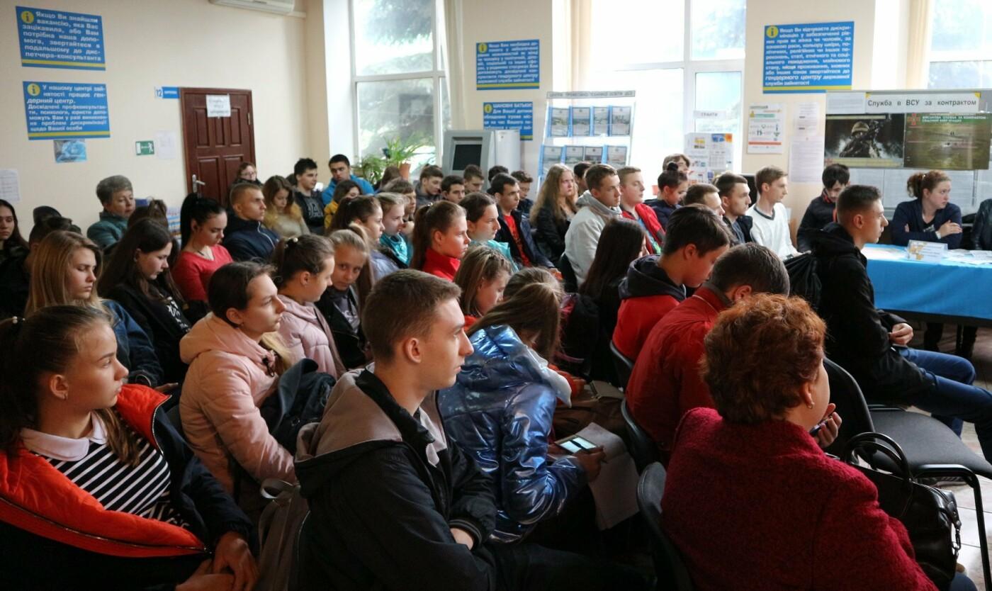 Ярмарок вакансій «Робота обирає тебе» відбувся в Костянтинівському центрі зайнятості, фото-3