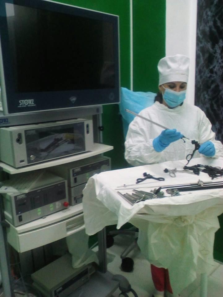 В хірургічному відділенні Костянтинівки почали робити лапароскопічні операції, фото-1