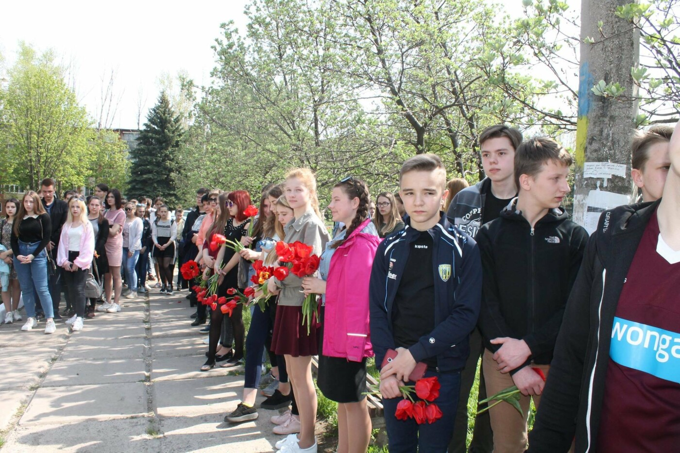У Костянтинівці вшанували пам'ять ліквідаторів на Чорнобильській АЕС (фото), фото-3