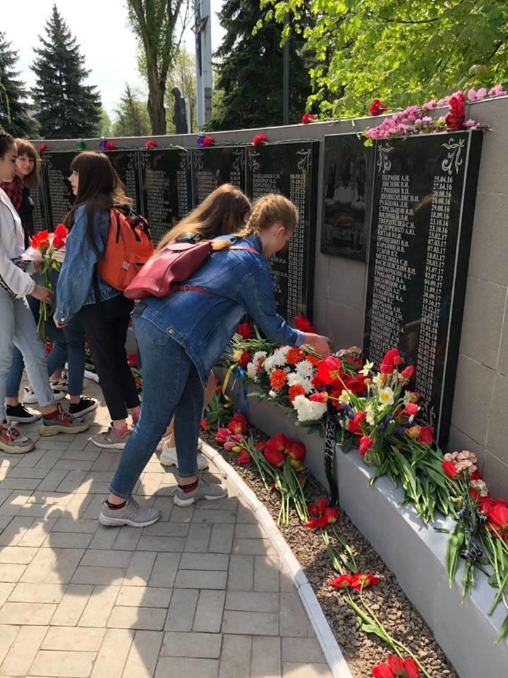 У Костянтинівці вшанували пам'ять ліквідаторів на Чорнобильській АЕС (фото), фото-4