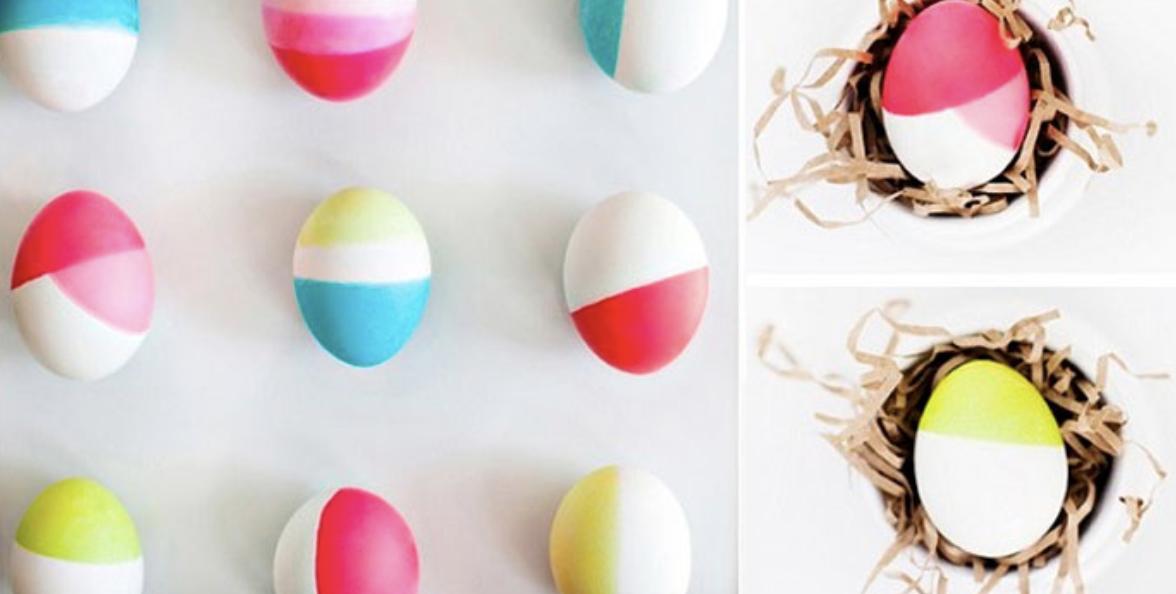 5 способов украсить пасхальные яйца , фото-2
