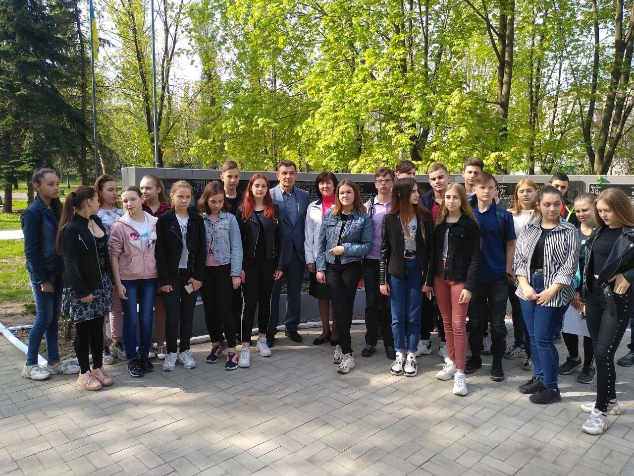 У Костянтинівці вшанували пам'ять ліквідаторів на Чорнобильській АЕС (фото), фото-1