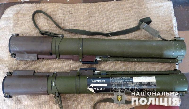 Более 300 единиц оружия и 100 мин сдали жители Донетчины в полицию за месяц, фото-1