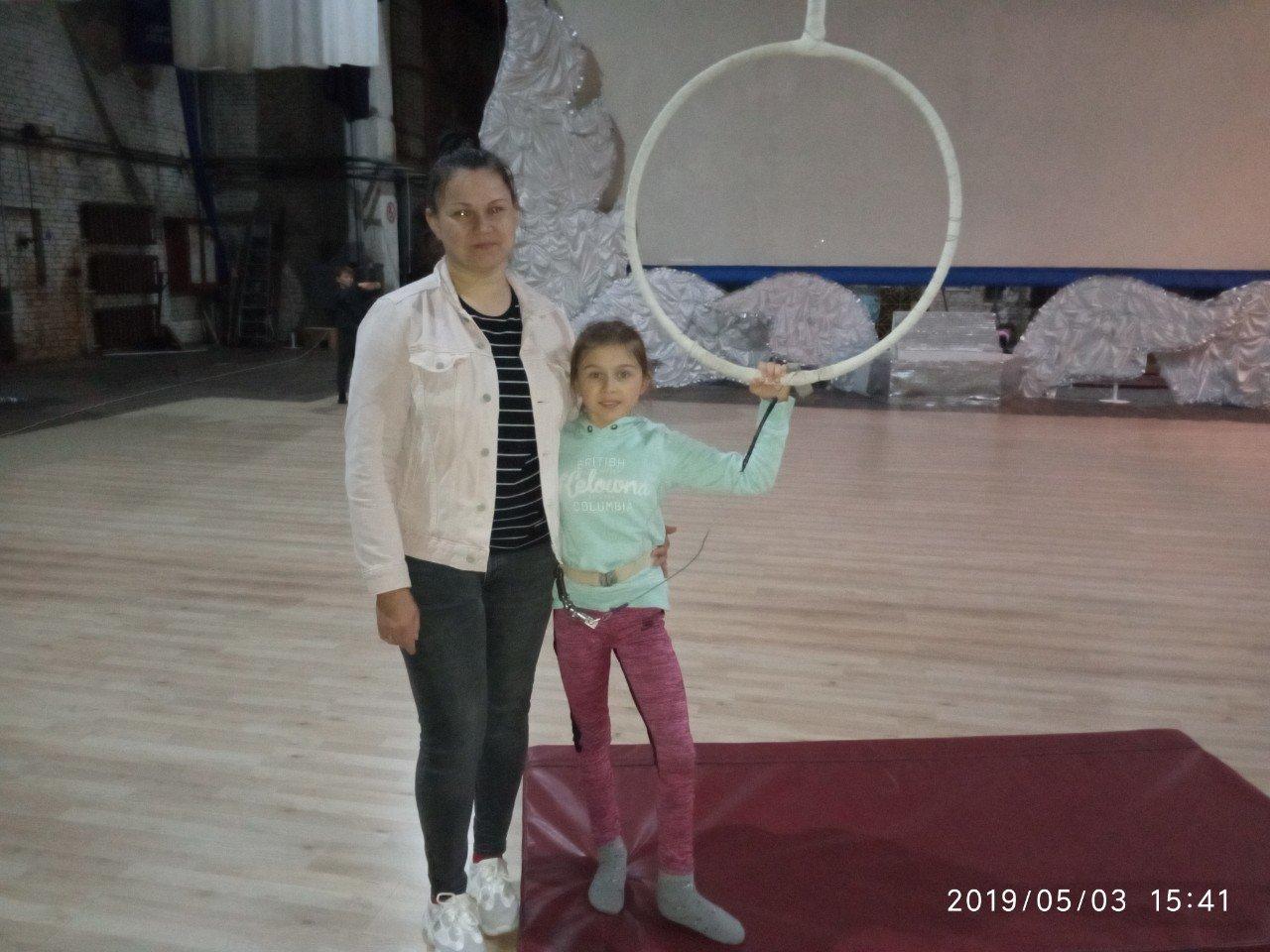 Катя Ларина из Константиновки показала свой талант на шоу «Круче всех», фото-2