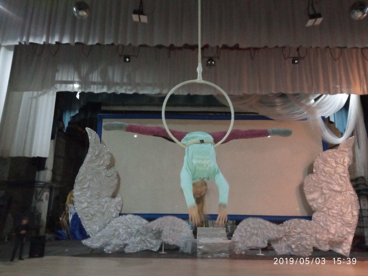 Катя Ларина из Константиновки показала свой талант на шоу «Круче всех», фото-3