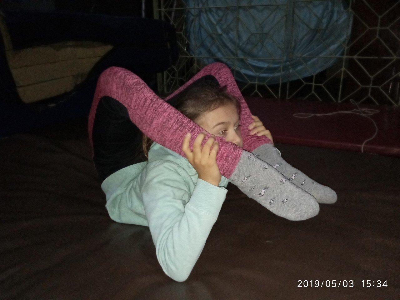 Катя Ларина из Константиновки показала свой талант на шоу «Круче всех», фото-5