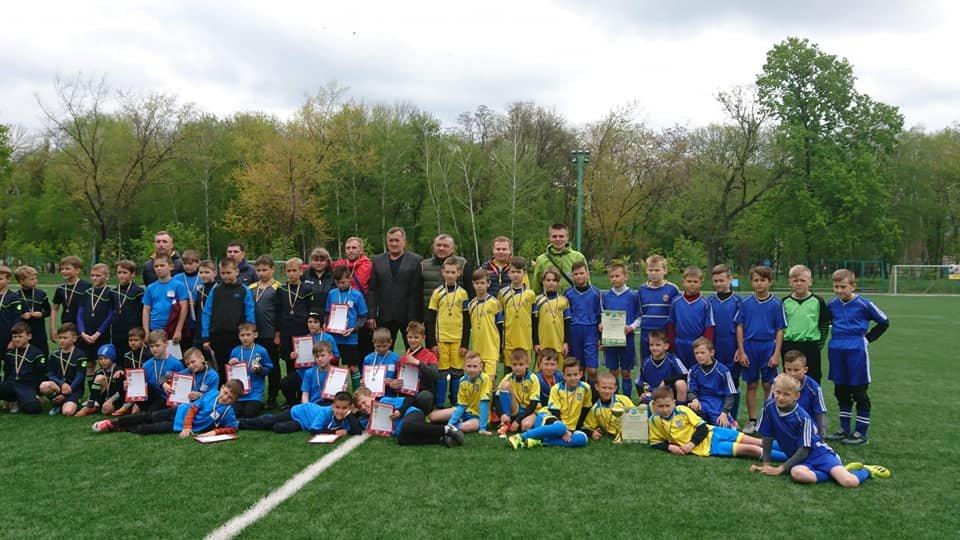 Футбольна команда «Колос» гратиме на Всеукраїнських змаганнях, фото-1