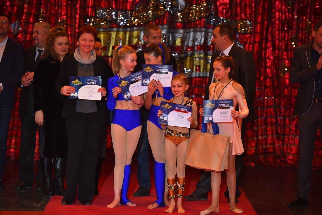 Катя Ларина из Константиновки показала свой талант на шоу «Круче всех», фото-9