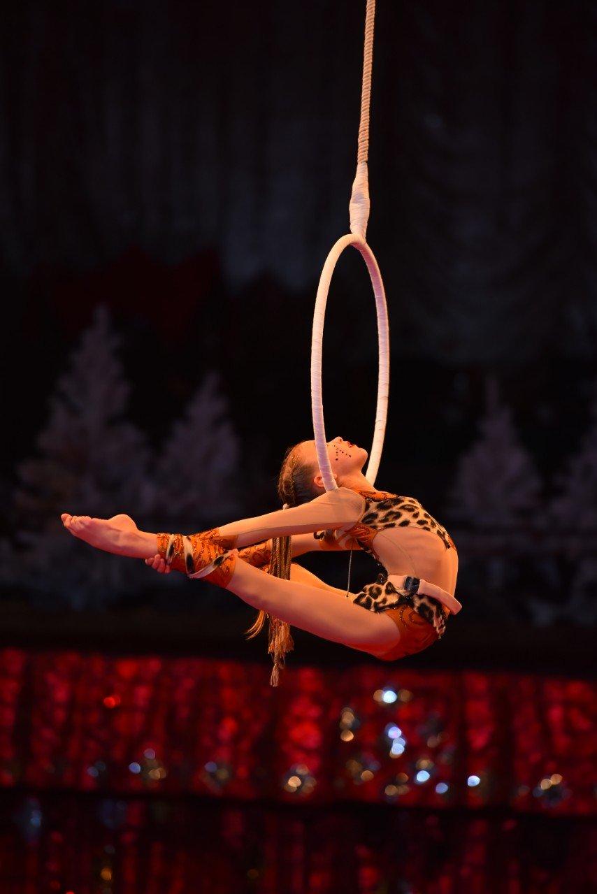 Катя Ларина из Константиновки показала свой талант на шоу «Круче всех», фото-6