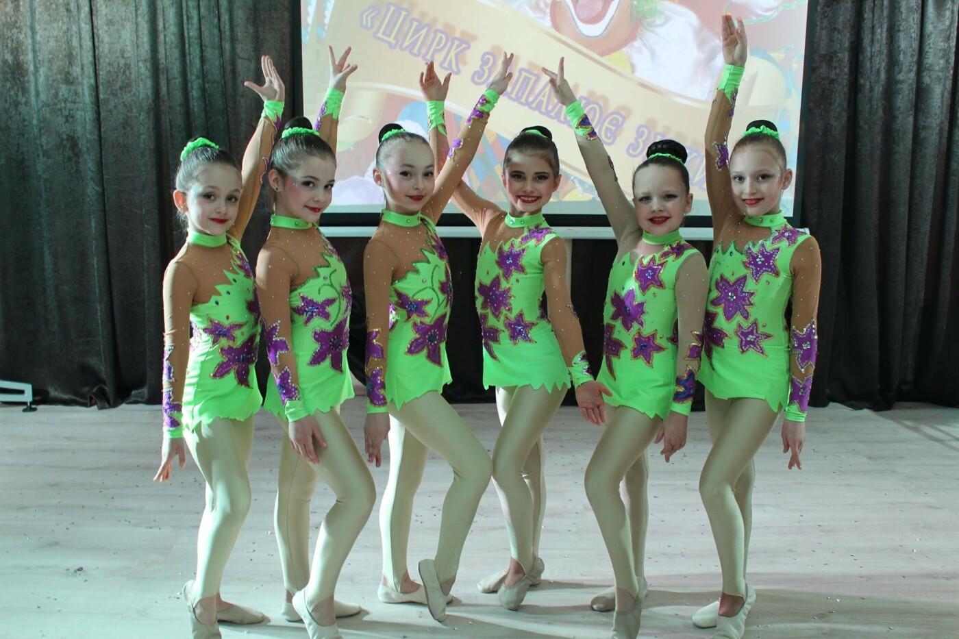 Студия «Каскад» из Константиновки стала победителем трех фестивалей циркового искусства, фото-9