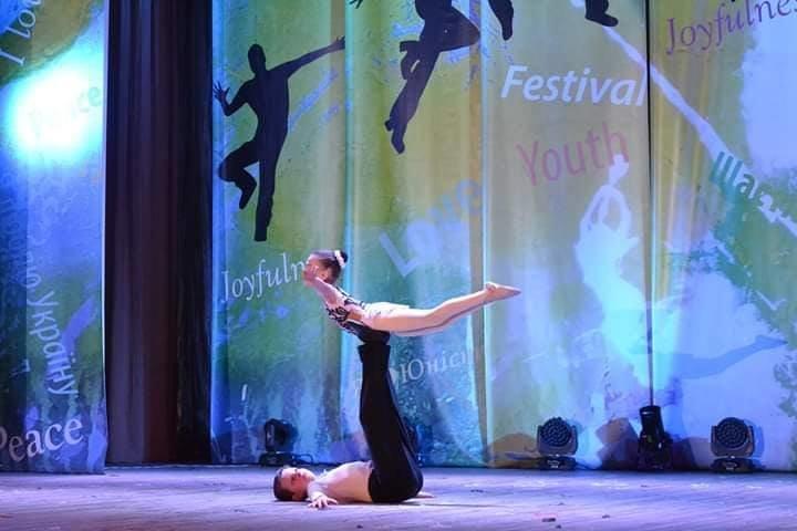 Студия «Каскад» из Константиновки стала победителем трех фестивалей циркового искусства, фото-7