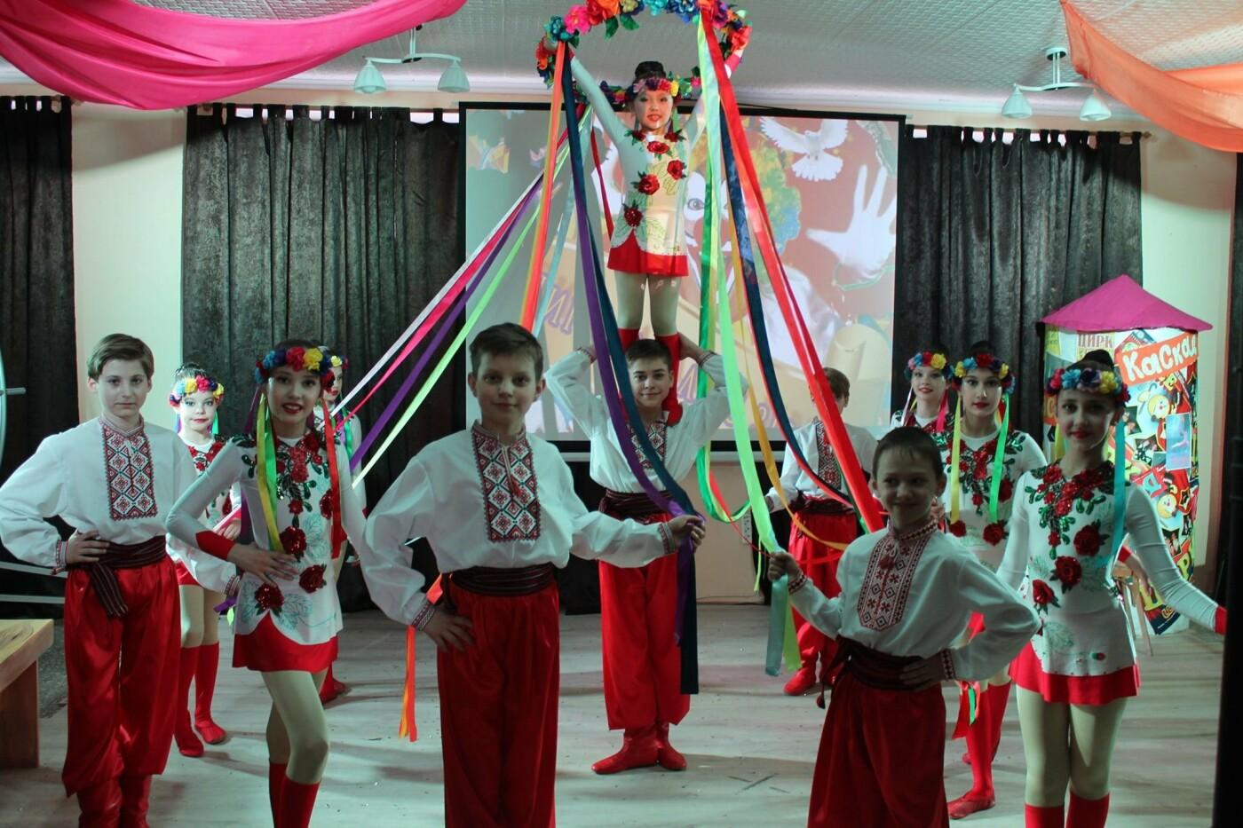 Студия «Каскад» из Константиновки стала победителем трех фестивалей циркового искусства, фото-8