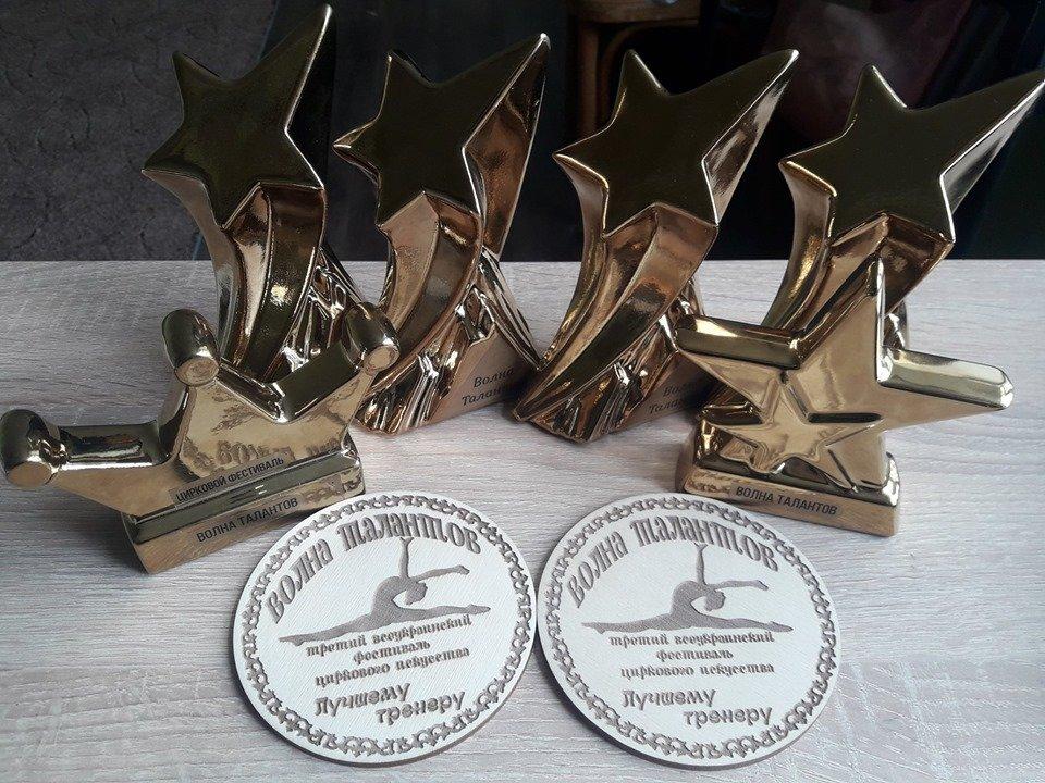 Студия «Каскад» из Константиновки стала победителем трех фестивалей циркового искусства, фото-10