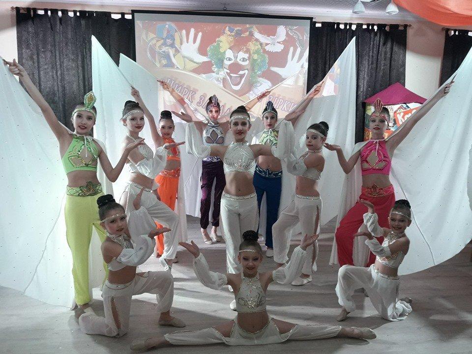 Студия «Каскад» из Константиновки стала победителем трех фестивалей циркового искусства, фото-2