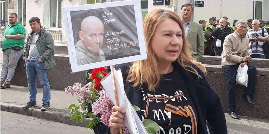 Драки, портрет со Сталиным и слезоточивый газ. Как прошло 9 мая в Украине, фото-2