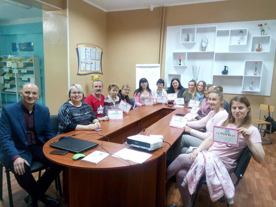 В Константиновке выпускники «Школы супружеской жизни» получили сертификаты, фото-1